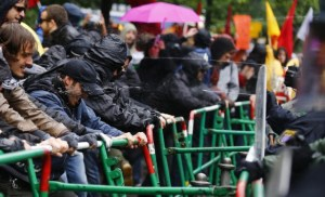 Frankfurt-Riots