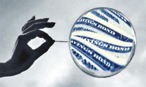 bond-bubble
