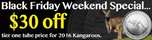 Kangaroo weekend