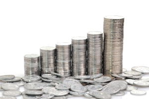 stacks-of-silver-coins